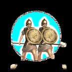 Mathalx Klerouchikoi Phalangitai Icon