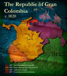 GranColombiaMap