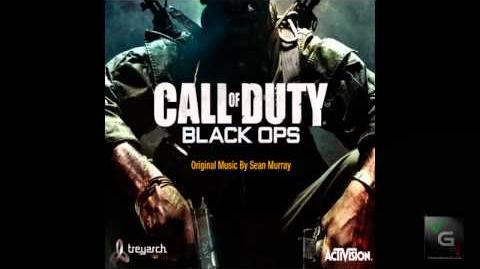 Call of Duty Black Ops Soundtrack - 010 Hard Target