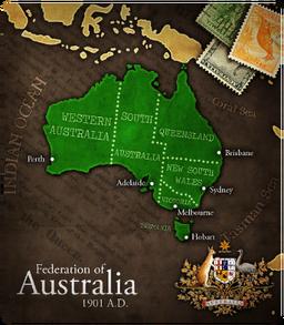 CL AustraliaMap
