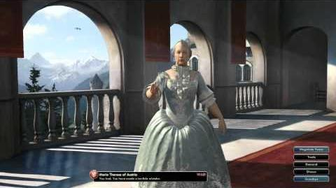 Civilization V OST Maria Theresa War Theme Requiem Mass in D minor, Still Still Still