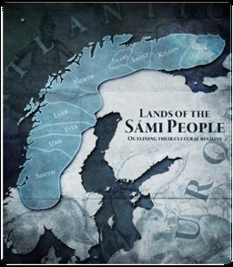 Sami map