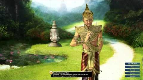 Civilization V OST - Ramkhamhaeng Peace Theme