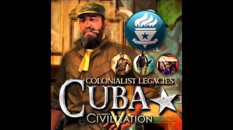 Cuba - Fidel Castro Peace