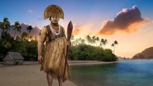 Tongan Leaderhead