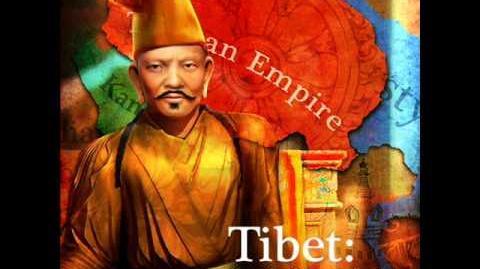 Tibet - Songtsän Gampo - War