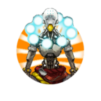 Mathalx Zenyatta Icon