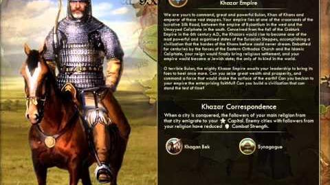 Khazar Empire - Bulan War