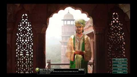 The Empire of Mughals - Akbar the Great - War