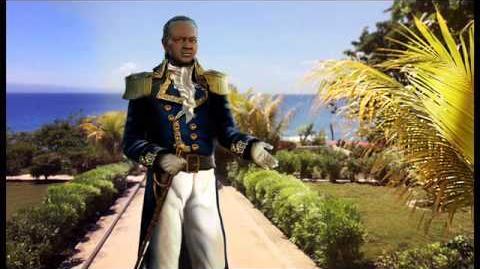 Haiti - Toussaint Louverture Peace