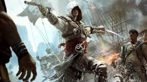 Assassin's Creed 4 Black Flag Soundtrack - In This World or the One Below