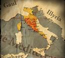 The Etruscans (Tyrrhenus)