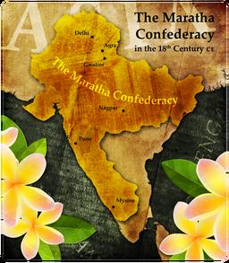 Maratha Map