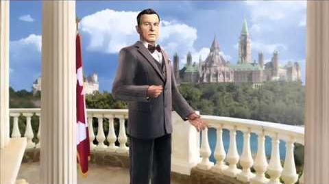 Republic of Canada - Lester B Pearson Peace
