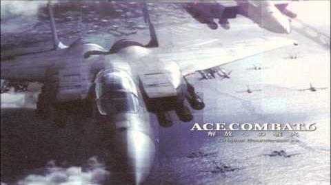 Invasion of Gracemeria - 6 62 - Ace Combat 6 Original Soundtrack