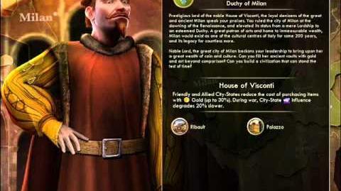 Duchy of Milan - Gian Galeazzo War