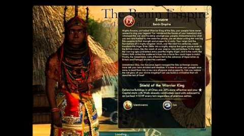 Benin (Ewuare) | Civilization V Customisation Wiki | FANDOM powered