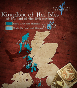 New Manx map