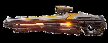 Halo 5 Barbed Lance (Render)