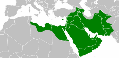Mohammad adil-Rashidun-empire-at-its-peak-close