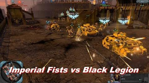 Space Marines vs Chaos Space Marines - Warhammer 40k Dawn Of War 2 Retribution - SupaEpicFun Mod-0