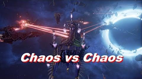 Chaos vs Chaos! Rank 113, Heroic Difficulty, 1500 Points - Battlefleet Gothic Armada