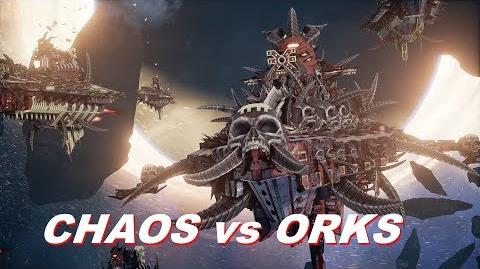 CHAOS vs SPACE HULK! Rank 110, Heroic Difficulty, 1500 Points - Battlefleet Gothic Armada