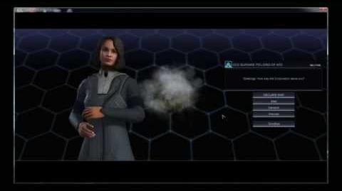 "Sid Meier's Civilization Beyond Earth - Livestream 1 ""They're not barbarians!"""