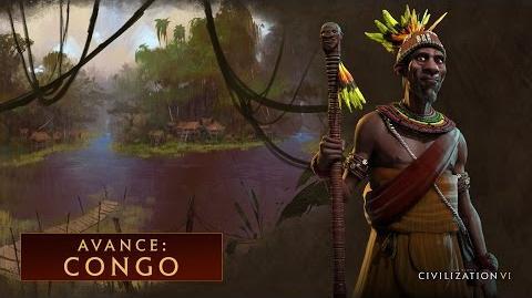 CIVILIZATION VI - AVANCE CONGO