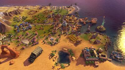 2KGMKT CivilizationVI-RF Game-Image Announce Ocean 1 1 2