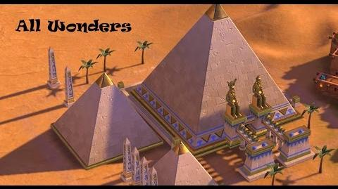 All Wonders - Civilization 6 - Some Wonders of the World 🗼