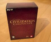 Civilization Chronicles box