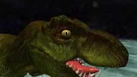 Dinosaur Park Call to Power