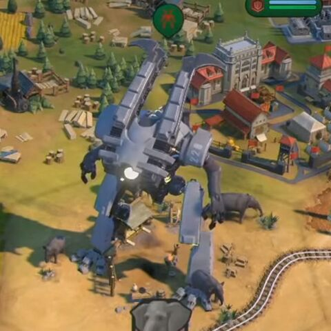 Giant Death Robot (Civ6) | Civilization Wiki | FANDOM