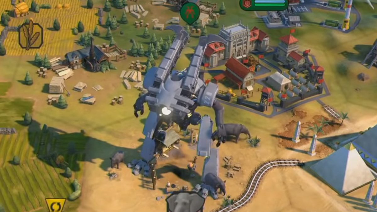 Giant Death Robot (Civ6)   Civilization Wiki   FANDOM powered by Wikia