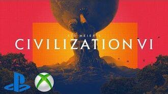 Civilization VI – Announce Trailer - PS4 and Xbox One