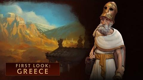 CIVILIZATION VI - First Look- Greece - International Version (With Subtitles)