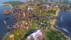 Wallpaper2 Civilization VI GS