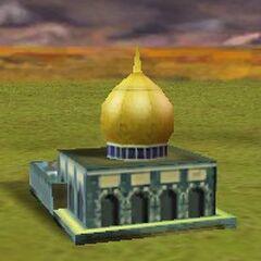 Islamic Monastery