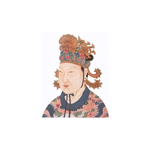 Portrait of Wu by an imperial painter