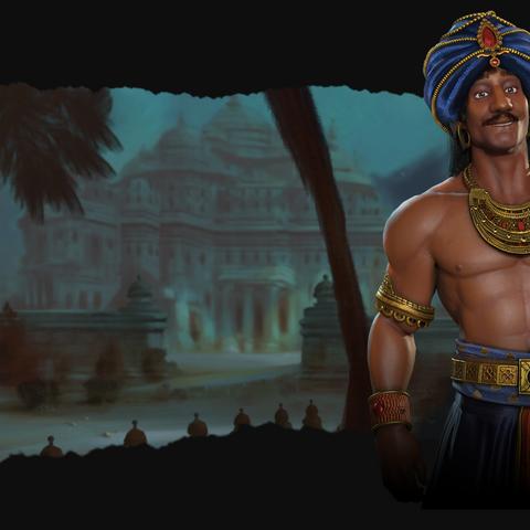 Promotional image of Chandragupta