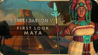 Civilization VI - First Look- Maya - Civilization VI - New Frontier Pass