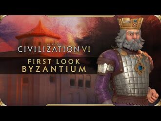 Civilization VI - First Look- Byzantium - Civilization VI - New Frontier Pass