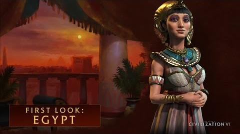 CIVILIZATION VI - First Look Egypt