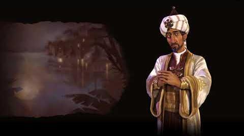 Civilization VI OST - Arabia (Saladin) - Ancient Theme - Banat Iskandaria