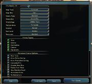 Civ5 Multiplayer Setup Screen