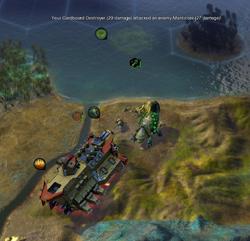 Cardboard Destroyer vs alien part 3 (CivBE)