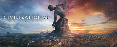 CivilizationV-Rise and Fall-Key Art