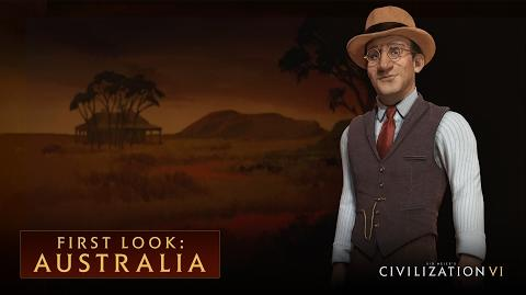 CIVILIZATION VI – First Look- Australia