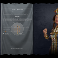 Tamar on the loading screen (in <i>Gathering Storm</i>)